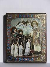 Ikone die Einleitung in den Tempelder GM Введение во храм Богородицы 12x10x2 cm