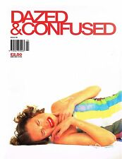 DAZED & CONFUSED #10 KATIE COMER Will Self & Tim Simenon THE CULT Patsy Kensit