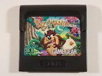 ¤ Taz-Mania ¤ (Game Cart) GREAT Sega Game Gear GameGear Authentic