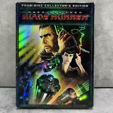 Blade Runner (Dvd, 1982, 2007, 4-Disc Collector's Edition Box Set) Harrison Ford