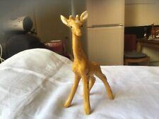 Vintage 1960s Melba ware  Giraffe  excellent condition  simply adorable