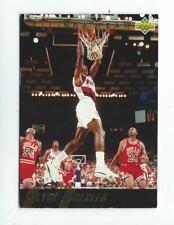 1992-93 Upper Deck Basketball All-NBA Team Insert Singles - You Choose