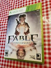 Fable Anniversary (Microsoft Xbox 360, 2014) Very Good Condition / Free Shipping