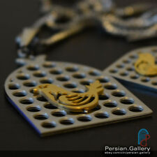 Esfahan Accessories - Morgh Amin Necklaces & Earrings (مرغ آمین)