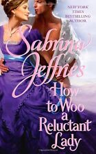 How to Woo a Reluctant Lady (The Hellions of Halstead Hall) by Sabrina Jeffries