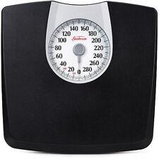 Sunbeam Dial Floor Scale Body Monitoring Bathroom Health Personal NEW