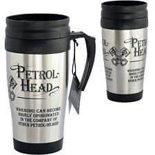 Ultimate Gift For Man 8842 Petrol Head Travel Mug