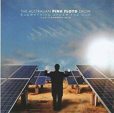 THE AUSTRALIAN PINK FLOYD SHOW - EVERYTHING UNDER THE SUN (2017) 2CD Jewel+GIFT