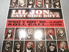 LIL JON & THE EAST SIDE BOYZ WHAT U GON' DO     12 INCH VINYL    499