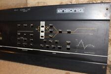 ENSONIQ ESQ 1 metal front panel For spare used