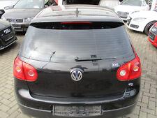 Heckklappe VW Golf 5 GTI BLACKMAGIC LC9Z Dachspoiler Klappe schwarz
