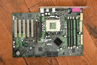 Intel Pentium 4, Socket 423 retro Dell motherboard + accessories