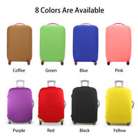 Travel Luggage Cover Protector Elastic Suitcase Bag Dust-proof Protective Cover