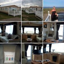 CARAVAN SEASHORE GREAT YARMOUTH HAVEN SEA VIEW 26 August Summer Holidays A Week