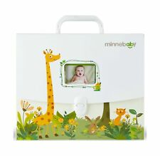 Baby Document Organizer, Baby Briefcase with 9 Folders