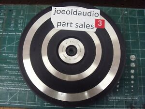 BSR C123R2.D.6 Turntable Platter & Mat. Tested Parting Out Entire BSR C123R2.D.6