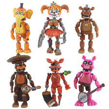 6 Teile Action-figuren Kinder Gefrorene Anime Puppen Modell Spielzeug Geschenk