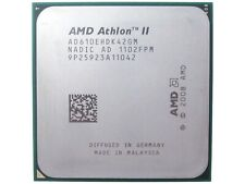 AMD Athlon II X4 610e 2.4GHz Quad Core AM3 Desktop CPU Processor AD610EHDK42GM