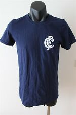 Carlton Blues Afl Football Club Men's T-Shirt Judd No. 5 Size Small