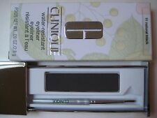 Clinique~Water Resistant Eye Liner~11 NATURAL BLACK~ FULL SIZE~ BRAND NEW IN BOX