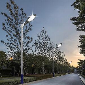 30W / 50W LED Street Park Path Walkway Light Streetlight Area Flood Outdoor Post