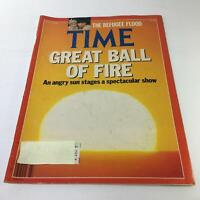 Time Magazine: July 3 1989 - Great Ball of Fire Stages A Spectacular Show