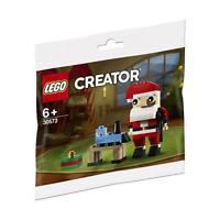 LEGO® Creator 30573 - Weihnachtsmann Polybag, NEU & OVP