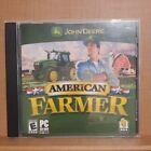 John Deere: American Farmer (2004, Pc Computer Cd-rom) 2004