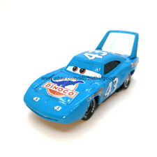 Mattel Pixar Cars Strip Weathers The King 43 Racers 1:55 Diecast Vehicles Loose