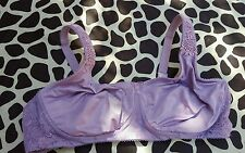 Comfort Choice Bra  • Pretty lavender • Pre-owned • size 46b