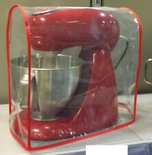 Cover For Kenwood Patissier Food Mixer Edged In Red