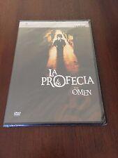 LA PROFECIA - 1 DVD SLIMCASE - 109 MIN - CINE DE TERROR DE EL MUNDO NEW & SEALED