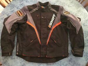 Black Medium Shift 2020 Recon Coaches Jacket