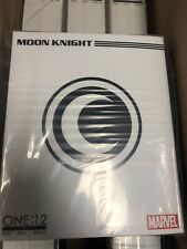 Mezco Toyz Moon Knight ALL WHITE One:12 Collective Action Figure
