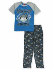 Tuff Guys Boys' Shark 2-Piece Pajamas