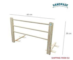 Baby Bettschutzgitter Holz, Bed Safety Guards Child Rail , Handmade. Wood.