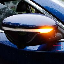 Side Mirror Dynamic Turn Signal For Nissan X-Trail T32 Qashqai J11 2014-2019