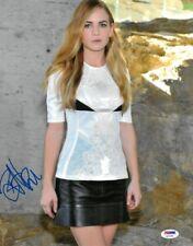 Britt Robertson Signed Authentic Autographed 11x14 Photo PSA/DNA #AC11764