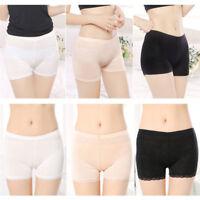 Safety Short Women Lady Elastic Pants Leggings Seamless Basic Underwear MAEK