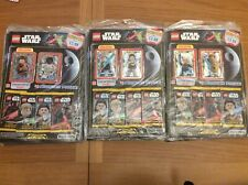 Lego Star Wars™ Series 1 Trading Card Game 3 x Multi packs job lot