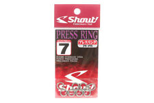 Shout 74-PR Press Ring Standard Solid Ring Size 7 mm (5392)