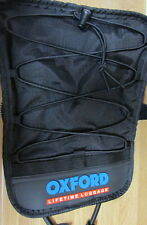 Oxford X30  Luggage Motorcycle Tail Pack Base Conversion Black OL145 T