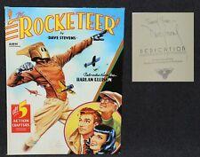 Eclipse Comics Rocketeer 1986 Hard Cover Graphic Novel Dave Stevens Autographed
