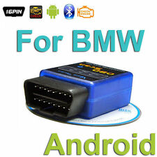 A+Quality Hardware V1.5 Stable Function OBD SCAN Wireless Bluetooth Tool For BMW