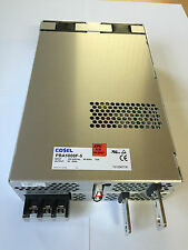 COSEL PBA1000F-5 - Power Supply; AC-DC; 5V@200A; 85-264V In, Panel Mount RoHS