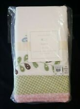 New Pottery Barn Baby Kids Hayley Crib Bed Skirt