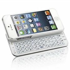Naztech N5200 Ultra-Thin Bluetooth Wireless Slideout Keyboard Case for Apple iPh