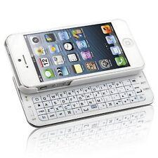 Naztech N5200 Ultra-Thin Bluetooth Wireless Slideout Keyboard Case for Apple iPh