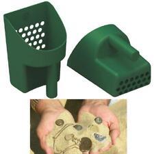 Treasure Hunting Plastic Sand Scoop Filter Sifter Shovel Metal Detector Accessor