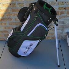 MacGregor Golf 4 Way Golf Stand  Bag - Dual Backpack Straps - 6 Pockets